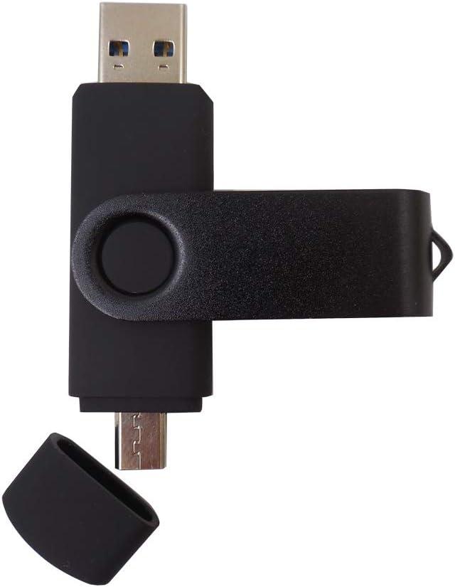 USB3.0 Flash Drives with OTG External Storage 16GB Micro USB 16GB, Green