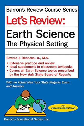 Let's Review Earth Science: The ...