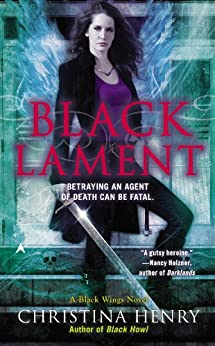 Black Lament (A Black Wings Novel Book 4) by [Henry, Christina]
