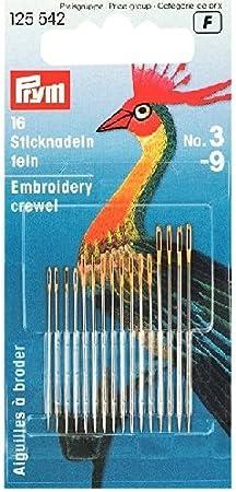 Prym 57125 Cable Stitch Needle Size 6