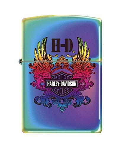 Zippo Harley Davidson Wings - 1