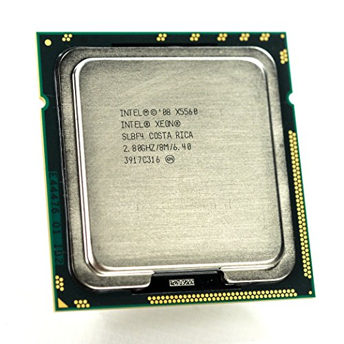 2 8GHz Intel Socket LGA1366 SLBF4