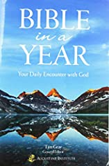 Only 20 Minutes a Day to Know the Power and Wonder of God's Word  With Bible in a Year: Your Daily Encounter with God you can read through the entire Bible in a single year! Three daily readings, one each from the Old Testament, Wisdom Litera...