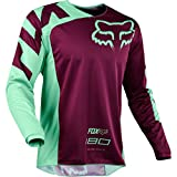 Fox Racing 180 Race Men's Off-Road Motorcycle Jersey - Green/Large