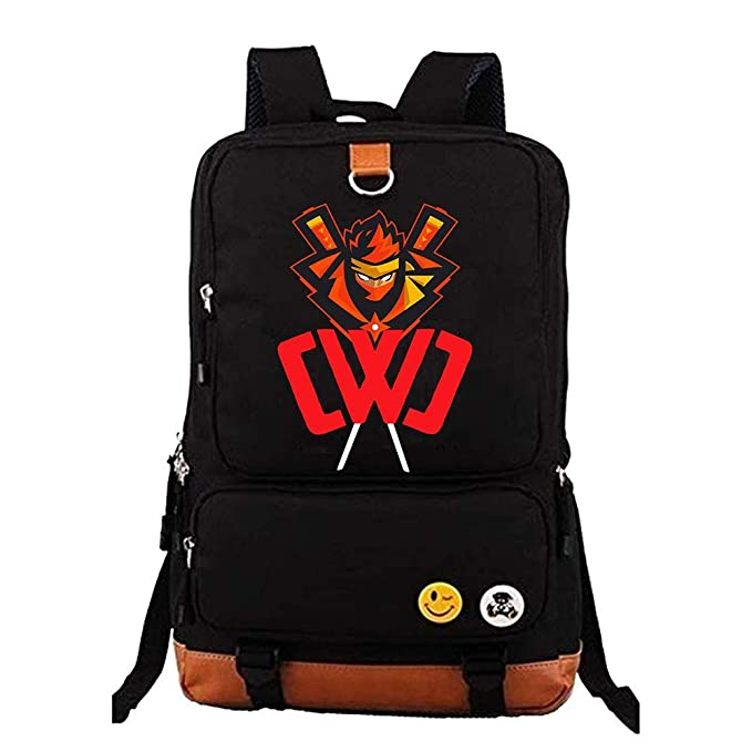 Logo Wallpaper Chad Wild Clay Backpack