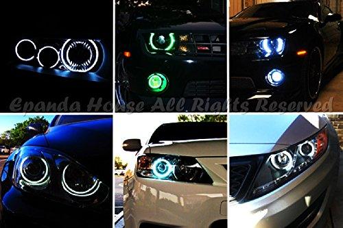 EpandaHouse 2PC USA CCFL Halo Ring Angel Eye Lights