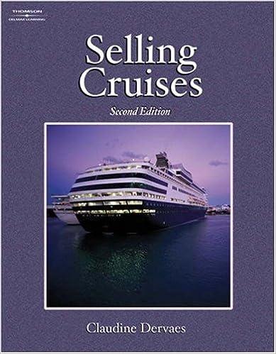 Selling Cruises, 2E