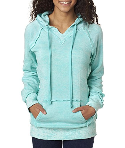 Weatherproof Courtney Burnout Pullover W1162