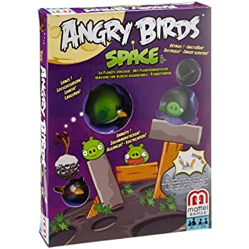 Amazon Com Angry Birds Space Planet Block Game Toys Amp Games