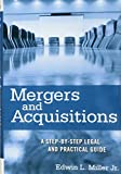 img - for Mergers and Acquisitions: A Step-by-Step Legal and Practical Guide book / textbook / text book