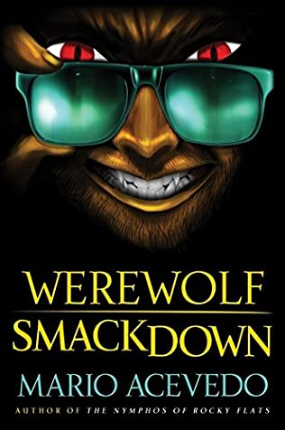 book cover of Werewolf Smackdown