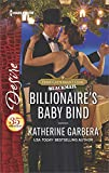 img - for Billionaire's Baby Bind (Texas Cattleman's Club: Blackmail) book / textbook / text book