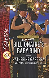 Billionaire's Baby Bind (Texas Cattleman's Club: Blackmail)