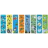 Raymond Geddes Dr. Seuss, Bookmarks, 50 per Bag, Assorted (66869)