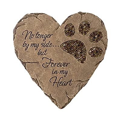 Carson Home Accents Pet Bereavement - Garden Stone