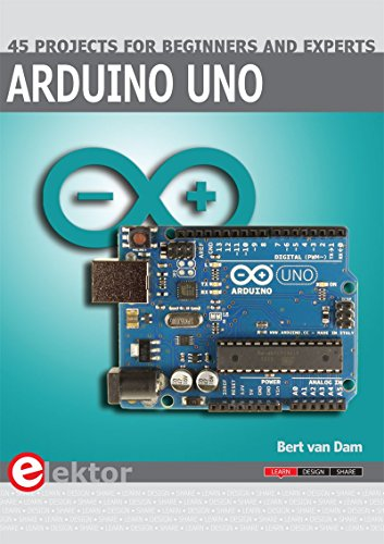 Price comparison product image Arduino Uno - 45 Projects for Beginners and Experts