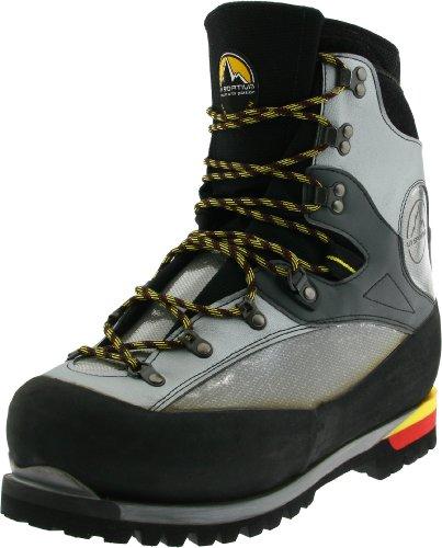 La Sportiva Baruntse Mountaineering Boot - Men's Silver 38 by La Sportiva