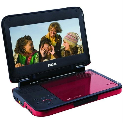 RCA DRC6338 Portable Player 8 Inch