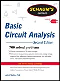 Schaum's Outline of Basic Circuit Analysis, Second Edition (Schaums' Engineering)