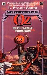 Jack Pumpkinhead of Oz (The Wonderful Oz Books, #23) (Wonderful Oz Books (Paperback))