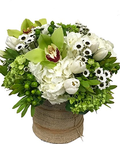 Allen's Flower Market - Country Chic - Standard - Fresh and Hand Delivered - Los Angeles - Chic Los Angeles