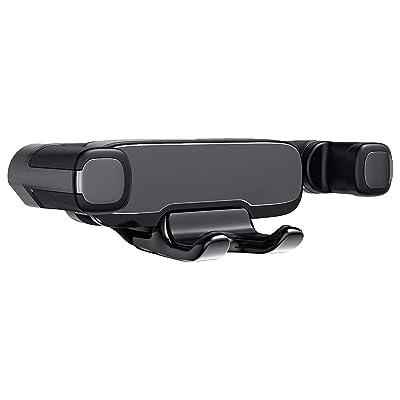 Facbiny Air Vent Car Phone Mount, Minimalist Series Gravity Sensor Car Phone Holder for iPhone SE/11/11 Pro/11 Pro MAX/X/XS/XR/8/8+, Samsung Galaxy S20/S20+/Ultra, Black