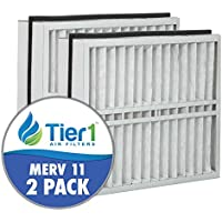American Standard 21x26x5 MERV 11 Comparable Air Filter - 2PK