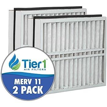 Trane 21x26x5 Merv 11 Replacement AC Furnace Air Filter (2 Pack)