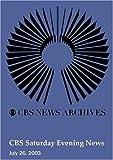 CBS Saturday Evening News (July 26, 2003)