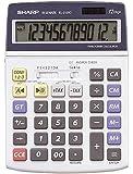 Sharp EL-2125C Escritorio - Calculadora (Escritorio, Calculadora de impresión, 12 dígitos)