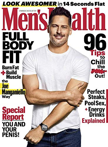 Womens Health Magazine - Men's Health