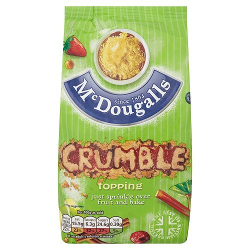 McDougalls Crumble Topping ()