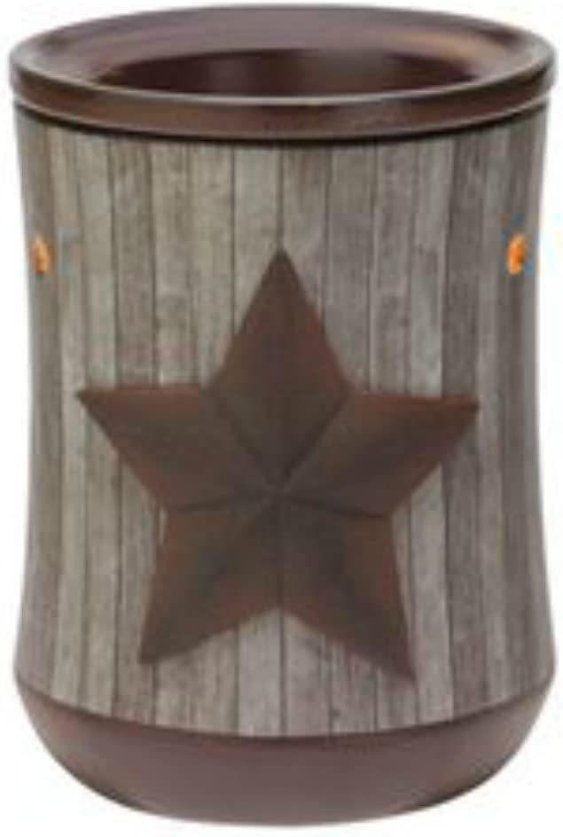Scentsy Lone Star Warmer - June 2015 Warmer of the Month