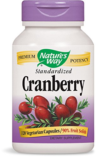 Nature's Way Cranberry, 120 Vcaps