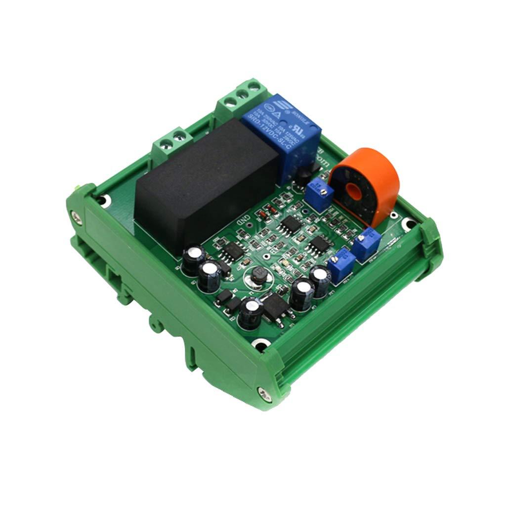 gazechimp AC Current Sensor Detection Module AC 0-5A Relay Switch Output 5A