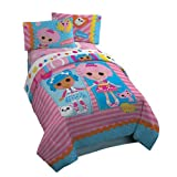 Lalaloopsy Bedding Set Comforter Set with Sheets Full