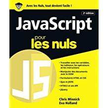 JavaScript pour les Nuls grand format, 2e édition (French Edition)