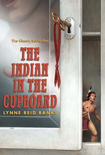 Cottage Cupboard - The Indian in the Cupboard