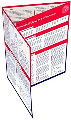 Fit für die Prüfung: Kosten- und Leistungsrechnung: Lerntafel Schautafel – Folded Map, 4. Oktober 2012 Birgit Friedl UTB GmbH 3825238091 Betriebswirtschaft