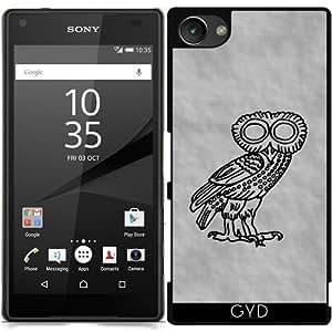 Funda para Sony Xperia Z5 Compact - Attica Búho by hera56