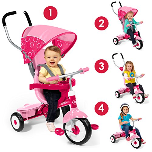 042385100517 - 4-in-1 Stroll 'N Trike carousel main 1