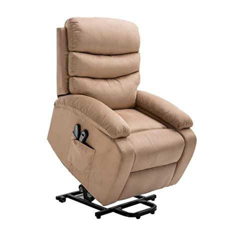 Amazon.com: Homegear - Silla reclinable eléctrica de ...