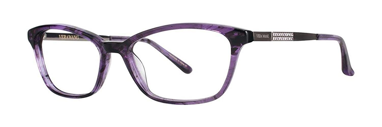 Vera Wang SESHET Amethyst Eyeglasses Size52-16-135.00