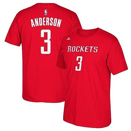 the latest 6e206 e60d0 Amazon.com : adidas Ryan Anderson NBA Houston Rockets Men's ...