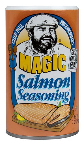 Chef Paul Prudhomme's Magic Seasoning Blends Salmon -- 7 oz - 2 pc ()