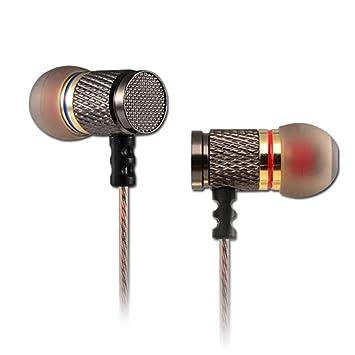 Coper KZ-EDR1 Auriculares deportivos de diadema auriculares estéreo música metal heavy bass sound auriculares sin micrófono: Amazon.es: Electrónica