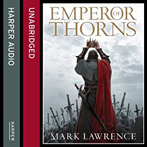 Emperor of Thorns Audiobook
