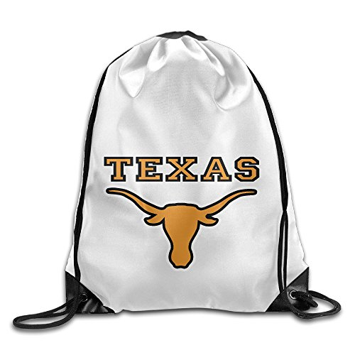 Bekey University Of Texas At Austin Gym Drawstring Backpack Bags For Men & Women For Home Travel Storage Use Gym Traveling Shopping Sport Yoga - Glasses Eye City Oklahoma