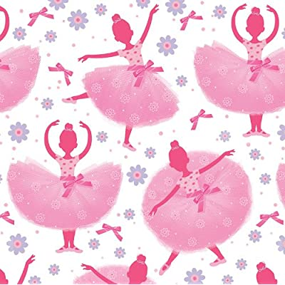 16-Count Paper Beverage Napkins, Tutu Much Fun Birthday: Kitchen & Dining