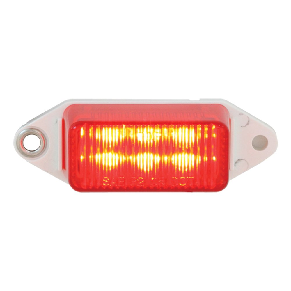 Grand General (78370) Amber Sealed 6-LED Marker Light